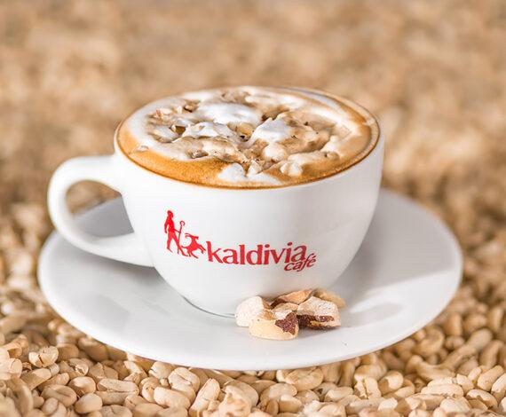 2 Cappuccino Macadamia