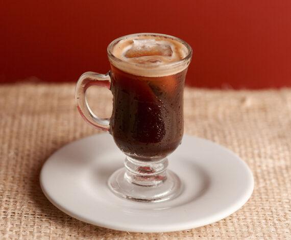 Espresso doble helado