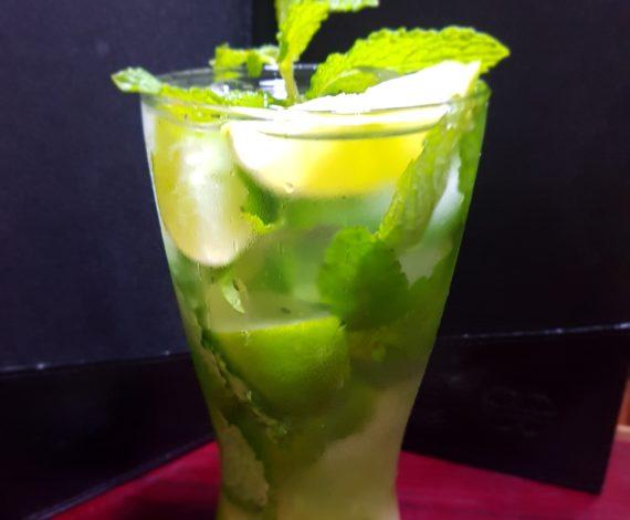 Mojito Cubano (Con o Sin Licor)