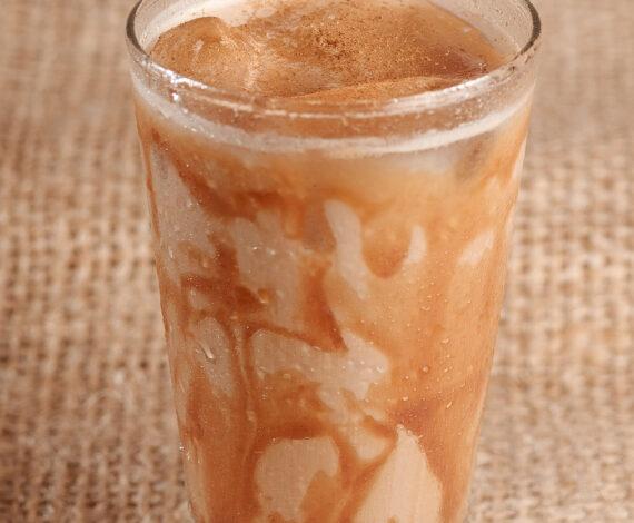 Latte Frío Acaramelado