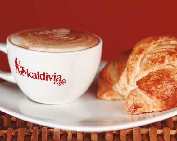 Combo Cappuccino  o Chocolate con Croissant Sencillo