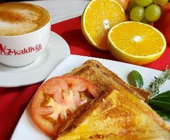 Desayuno Express Sandwich