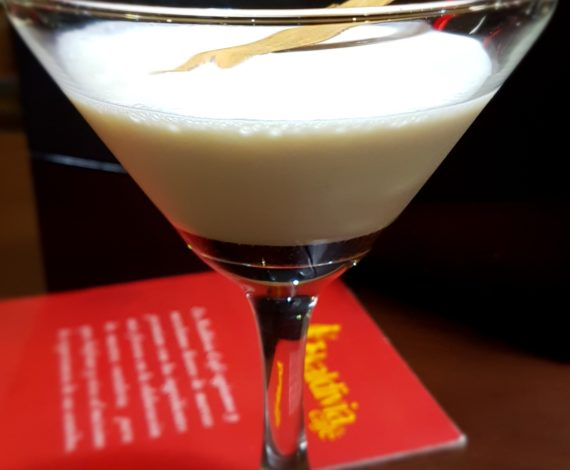 Martini de Amaretto